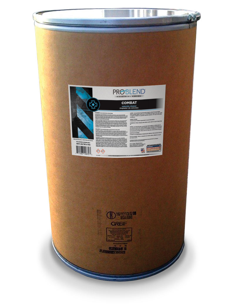 Problend for Alkaline concrete cleaner